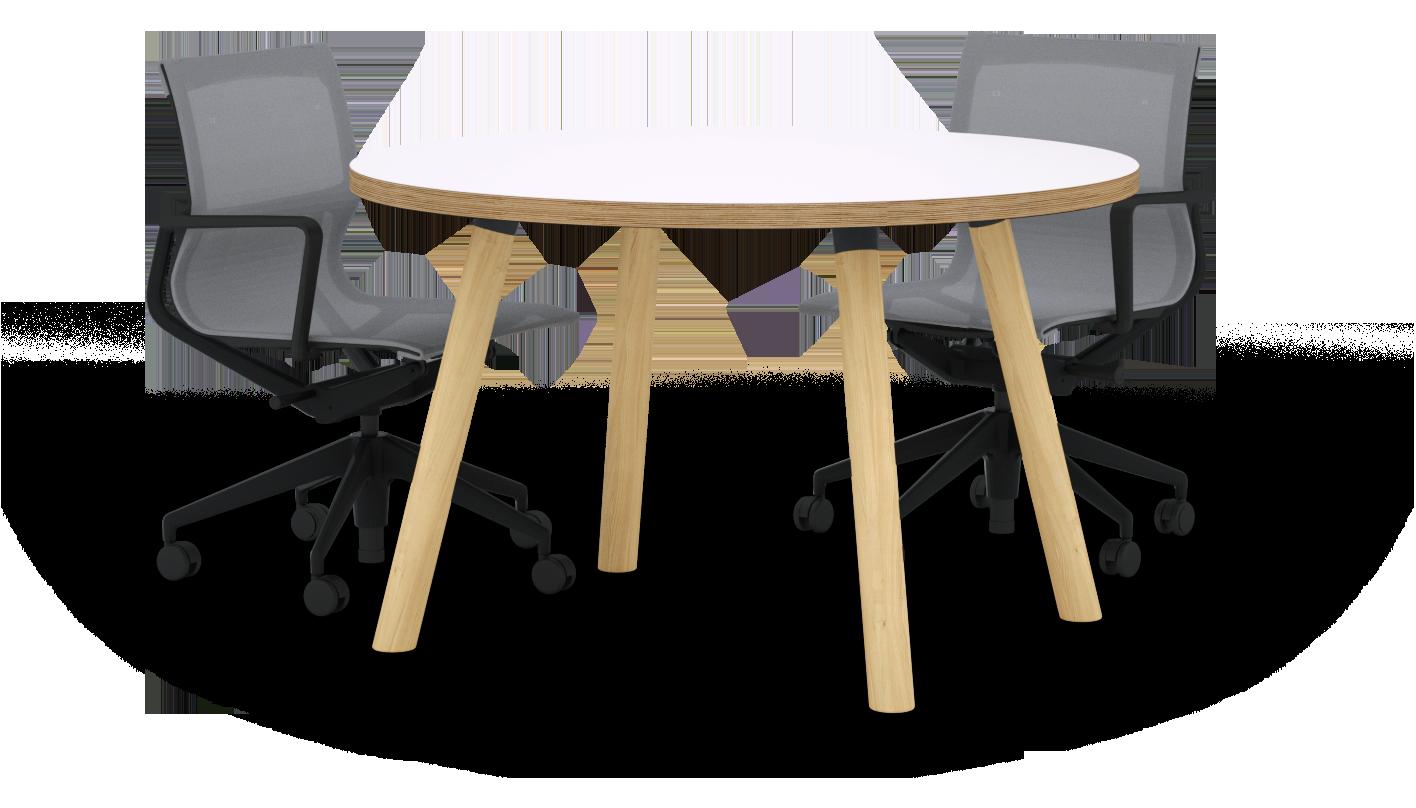 48 R Table_75D Round Leg_wht Top_s